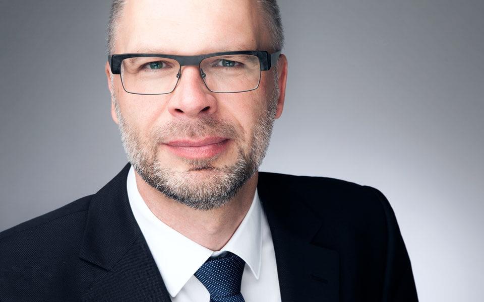 Ein Portrait des Produktionsexperten Thomas Hueber