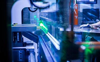 Industrialisierung einer neuen Fertigungstechnologie für die Produktion