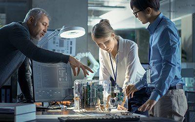 Entwicklung einer Produktionstechnologie