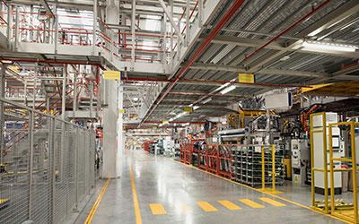 Werkleiter eines Produktionsstandortes ad interim